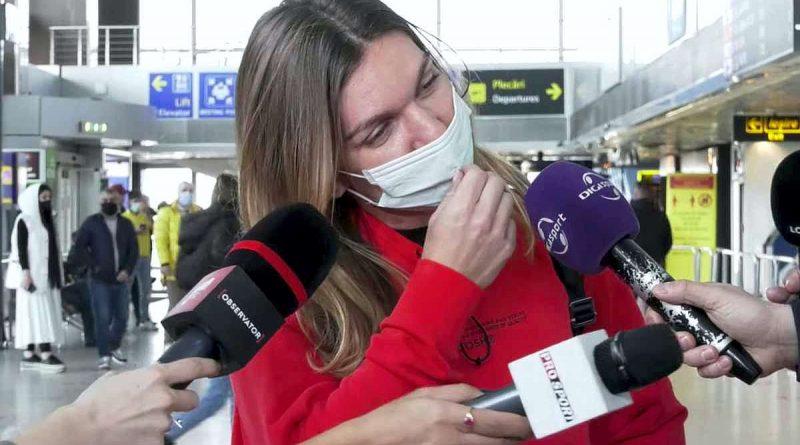 simona-halep-aeroport-plecare-stuttgart